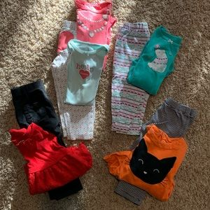 18M toddler outfits